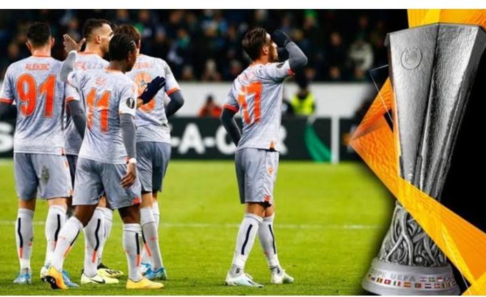 Başakşehir'in rakibi belli oldu. İlk maç deplasmanda!