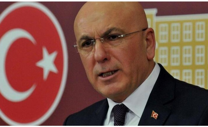 İYİ Parti Balıkesir Milletvekili İsmail Ok, partisinden istifa etti