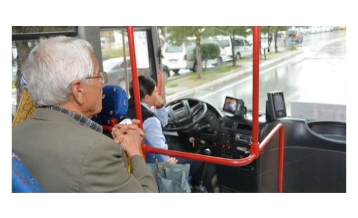 Ankara'da, 65 yaş ücretsiz taşıma uygulaması askıya alındı