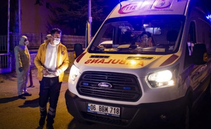 Ankara'da koronavirüs şüphesi olan vatandaş karantinadan kaçtı