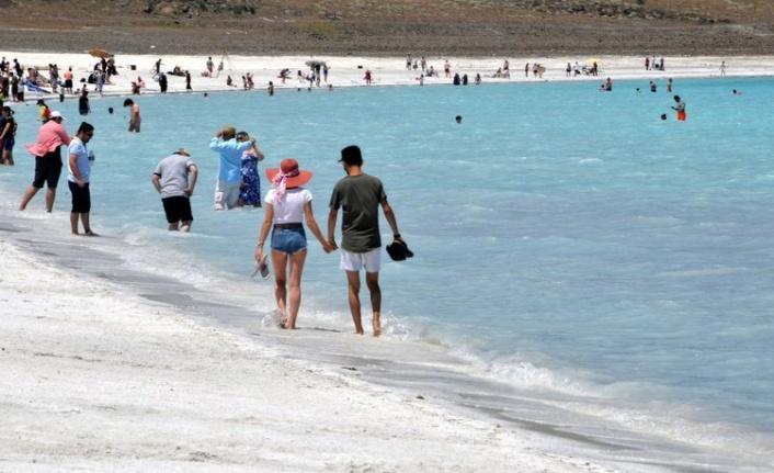 TOKİ'den 'Salda Gölü' açıklaması