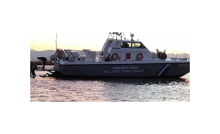 Yunan sahil güvenlik botu, Türk kara sularından çıkarıldı