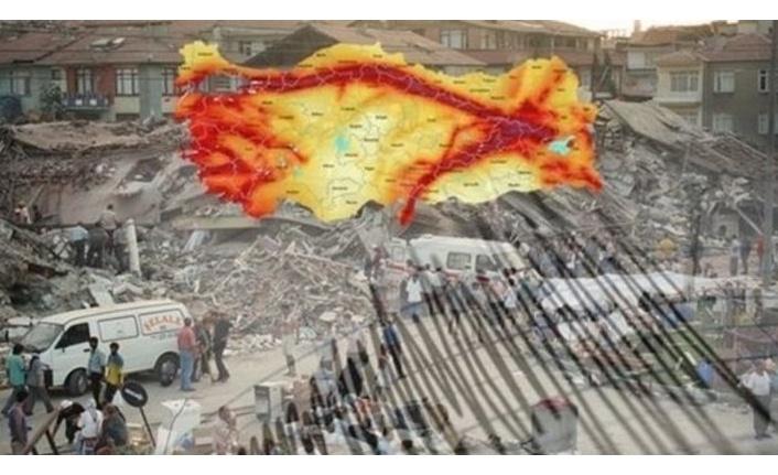 Ankara deprem ile sallandı! Kırıkkale ve Çankırı'da da hissedildi!
