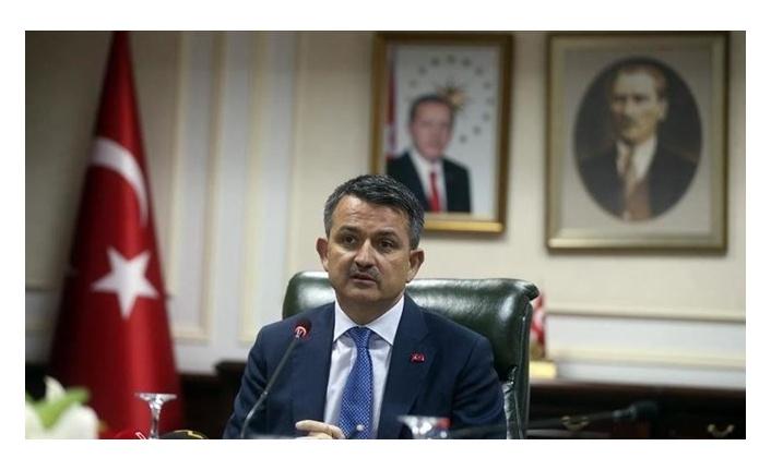 Bakan Pakdemirli'den açıklama: Ankara'nın atık suyunda virüse rastlanmadı
