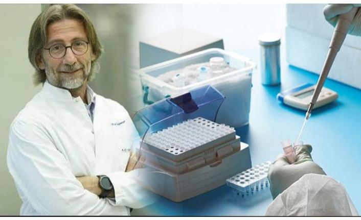 Ercüment Ovalı'dan Koronavirüs aşısı için yeni açıklama: 23 Nisan'da tüm dünya görecek