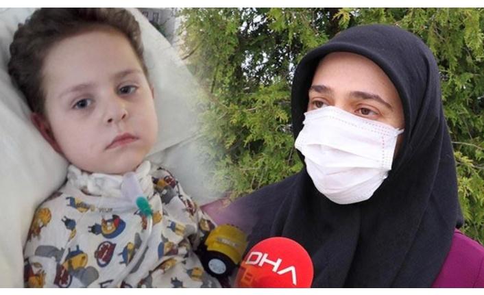 Ankara'da boğaz enfeksiyonu diye gitti şimdi yaşam mücadelesi veriyor