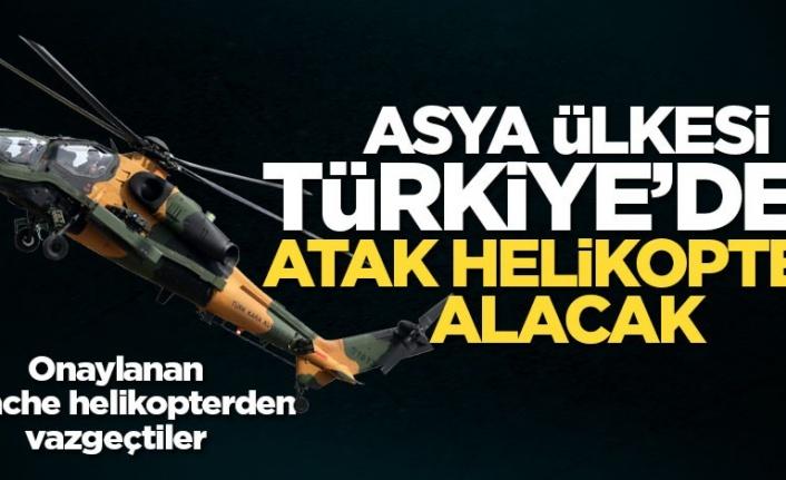 Filipinler, ABD yapımı Apache helikopterleri yerine 6 adet Türk yapımı ATAK helikopteri alacak