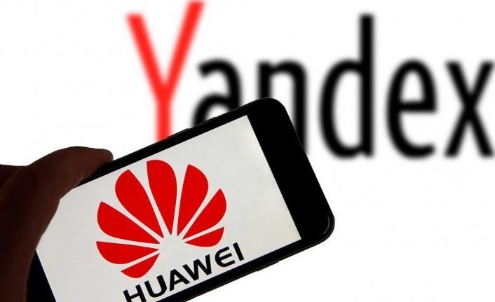 Şimdi Google düşünsün! Huawei Yandex ile anlaştı