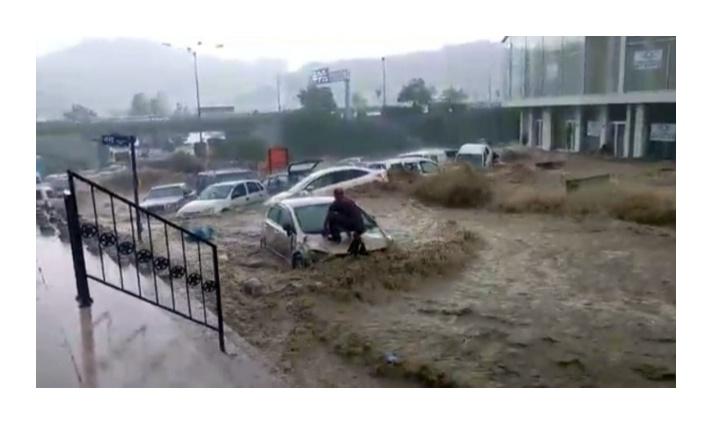 Ankara Valiliğinden 'sel ve su baskını' uyarısı