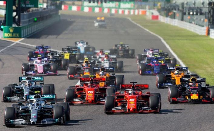 Formula 1'de takvim açıklandı!