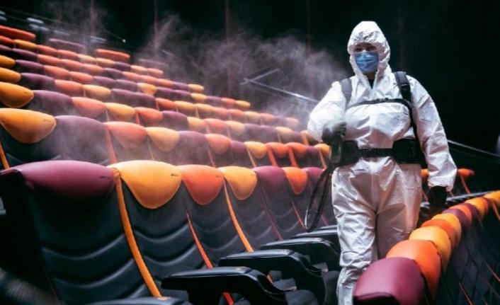 Sinema, tiyatro, gösteri merkezi gibi işletmeler 1 Temmuz'dan itibaren faaliyete geçiyor
