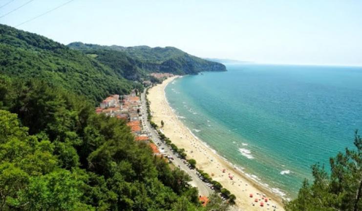 Ankara İnkumu Plajı Arası Kaç Km?