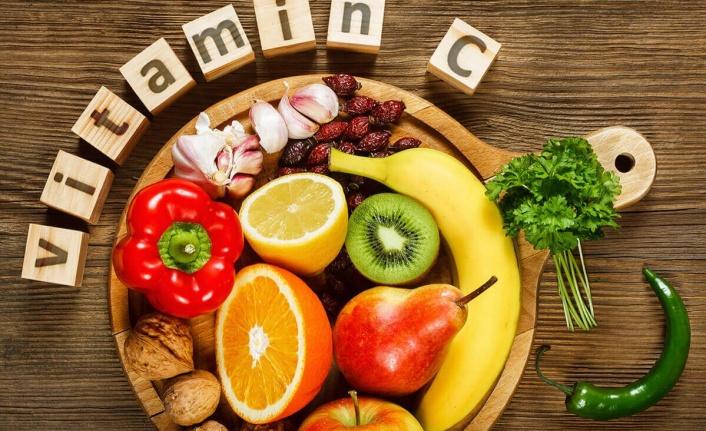 C Vitamini Bakımından Zengin Besinler