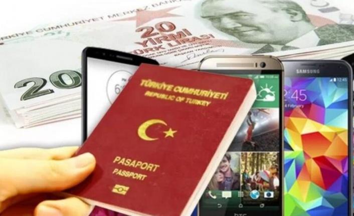 Pasaporta Telefon Kaydetme