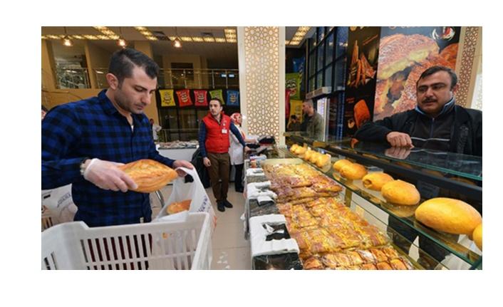 Ankara'da halk ekmeğe zam