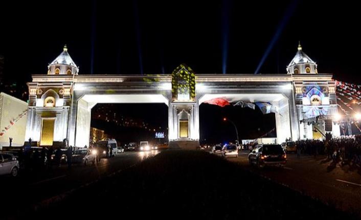 Ankara Giriş Kapısı