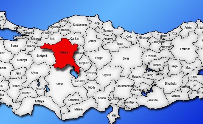 Ankara Nerededir?
