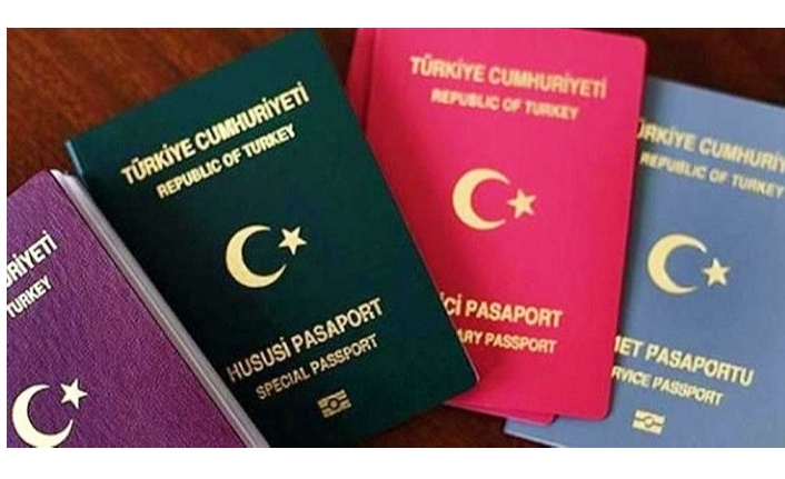 Pasaport İçin Gerekli Evraklar 2021