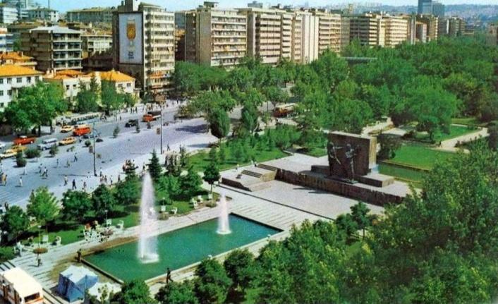 Büyükşehir Belediyesi başkenti peyzaj çalışmalarıyla bahar aylarına hazırlıyor