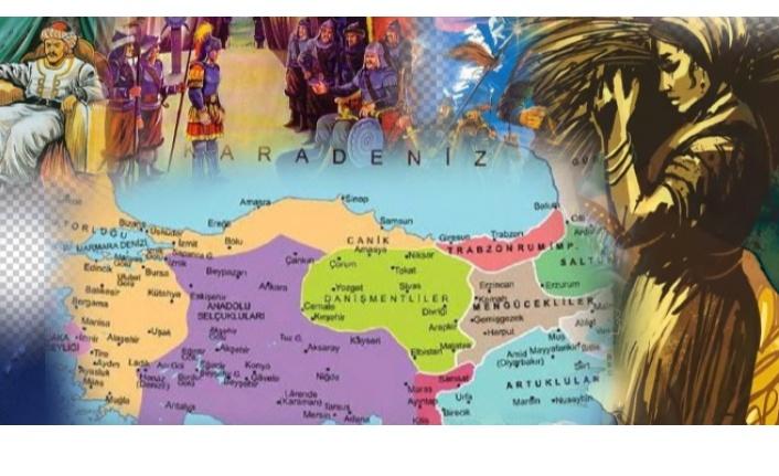 İlk Türk Beylikleri Nelerdir? Anadolu'da Kurulan İlk Türk Beylikleri ve Kuruldukları Yerler Hakkında Bilgiler