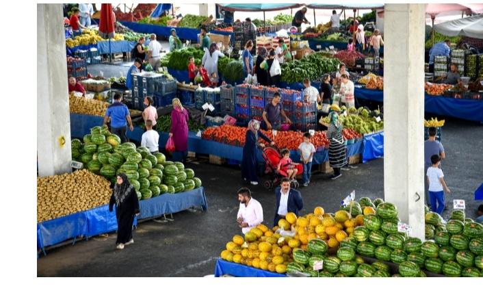 Semt pazarları hafta içi açık