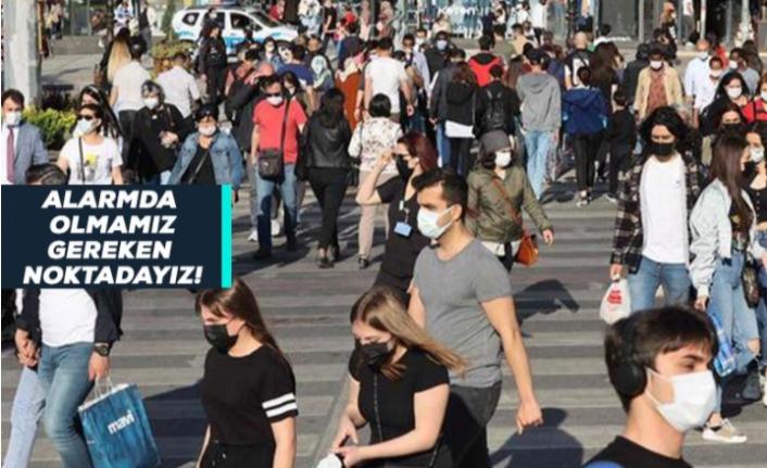 Ankara ve Türkiye Olarak Alarmda Olmalıyız