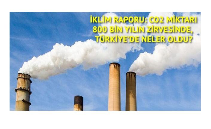 İklim raporu: Türkiye'de neler yaşandı?
