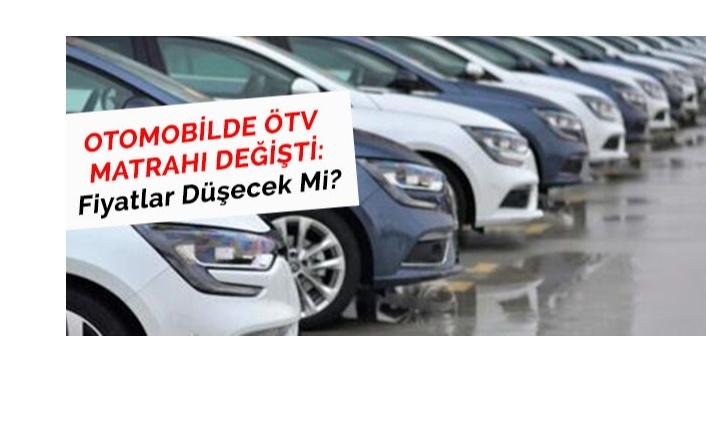Otomobilde fiyatlar düşecek