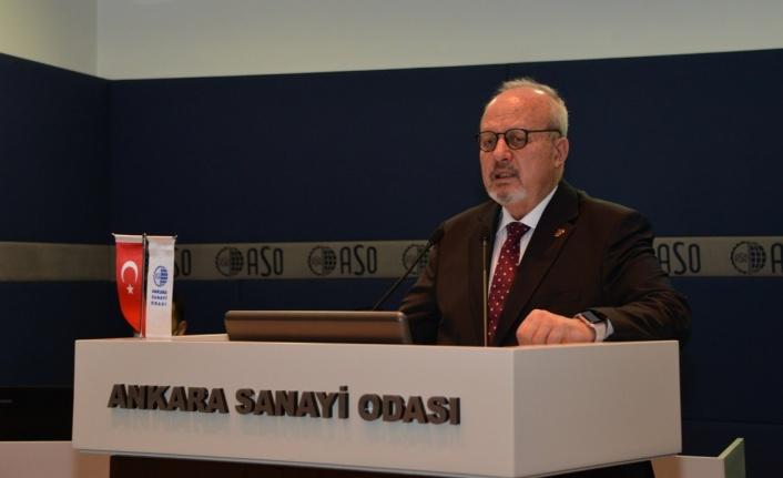 ASO Başkanı Özdebir'den enflasyon çağrısı geldi