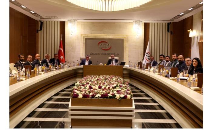 ATO, Ankara'nın tanıtımı için sosyal medyadan destek sağlayacak