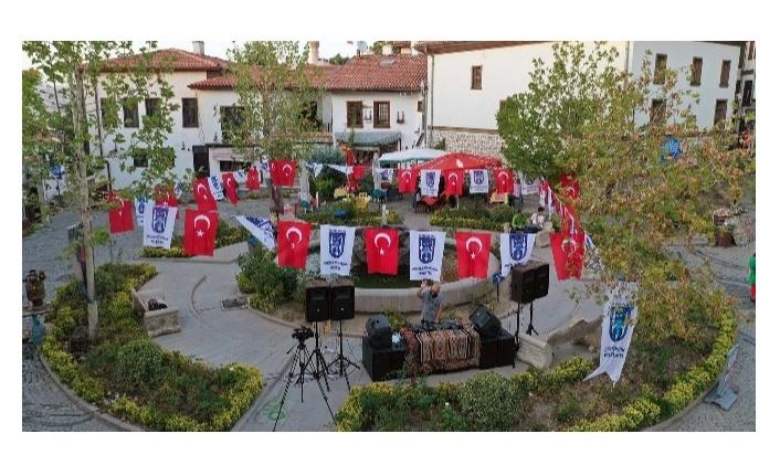 Elektronik Müzik Festivali Ankara'da Başladı