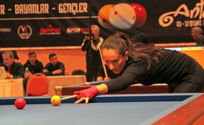 Bilardoda Türkiye Pool Şampiyonası Ankara'da düzenlenecek