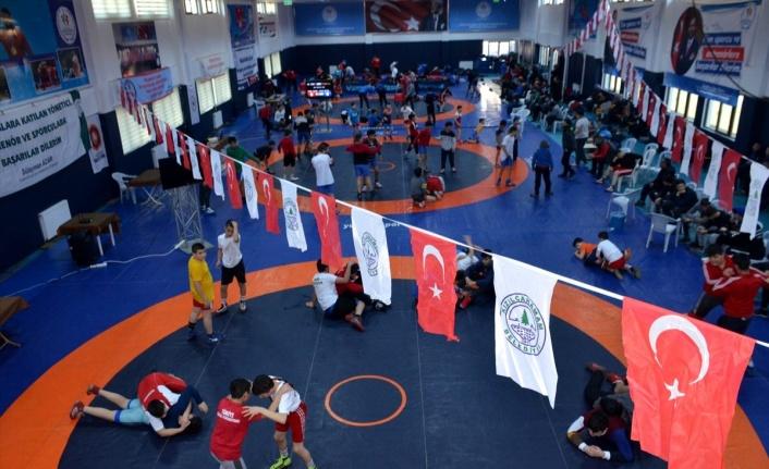 Kızılcahamam'da Rıza Doğan Güreş Turnuvası düzenlenecek
