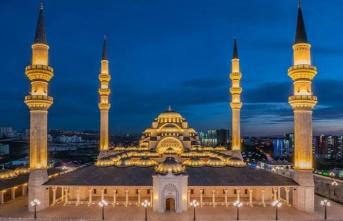 Ankara'da bulunan camiler
