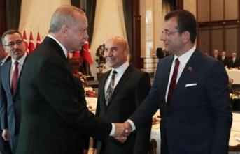 İmamoğlu ile Erdoğan buluşuyor.