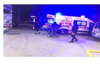 Ankara'da benzinlik istasyonunda saldırı