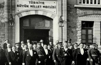 Ankara'nın Başkent oluşunun 98. senesi!
