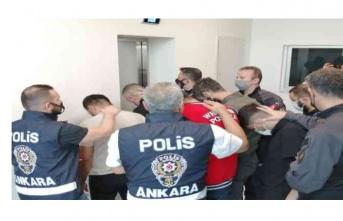 Ankara'da tarihi operasyon gerçekleştirildi