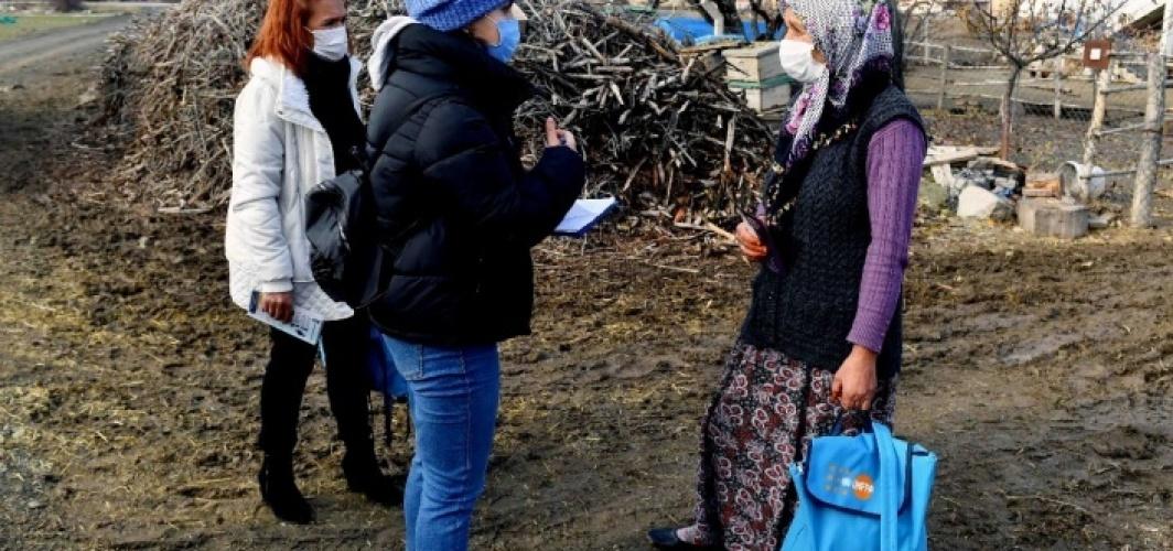 Ankara Büyükşehir Belediyesi'nden kadınlara hijyen çantası