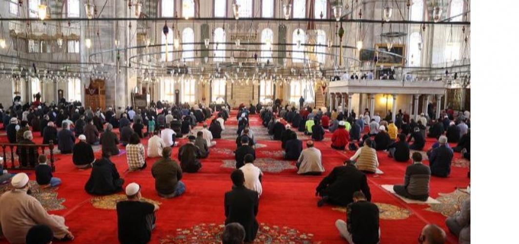 Bayram namazı kılınacak mı? Ramazan Bayramı'nda camiler açık mı? Diyanet'ten açıklama geldi