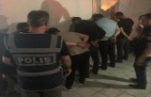 Ankara'da kaçak pavyon baskınında 36 kişiye 113 bin TL ceza