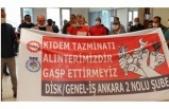 Kıdem tazminatı: DİSK ve Türk-İş'ten kıdem tazminatını ortadan kaldıracak girişimlere son verme çağrısı
