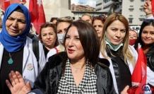 Ankara'da güzellik salonu sahipleri ve çalışanlardan protesto