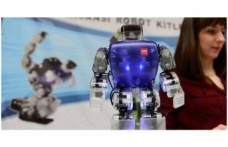 17. Uluslararası ODTÜ Robot Günleri başladı
