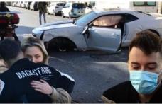 Enes Batur Trafik Kazası Geçirdi!