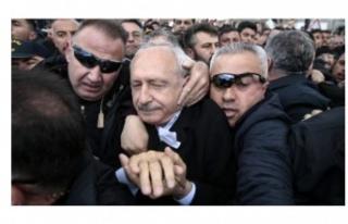 Kılıçdaroğlu'na yumruğa hapis istemi!