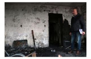 Ankara'da 4 kişinin can verdiği yangın faciasında...