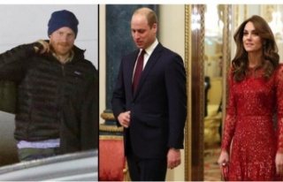 Prens Harry yeni evine gitti.