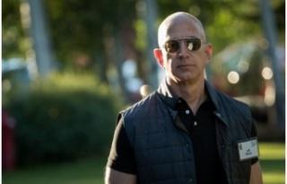 Jeff Bezos: İklim değişikliği ile mücadele için...