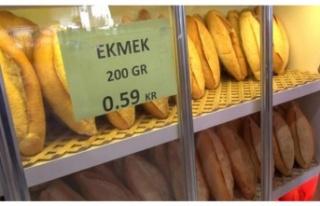 Kırşehir'de rekabet ekmeği 59 kuruşa indirtti